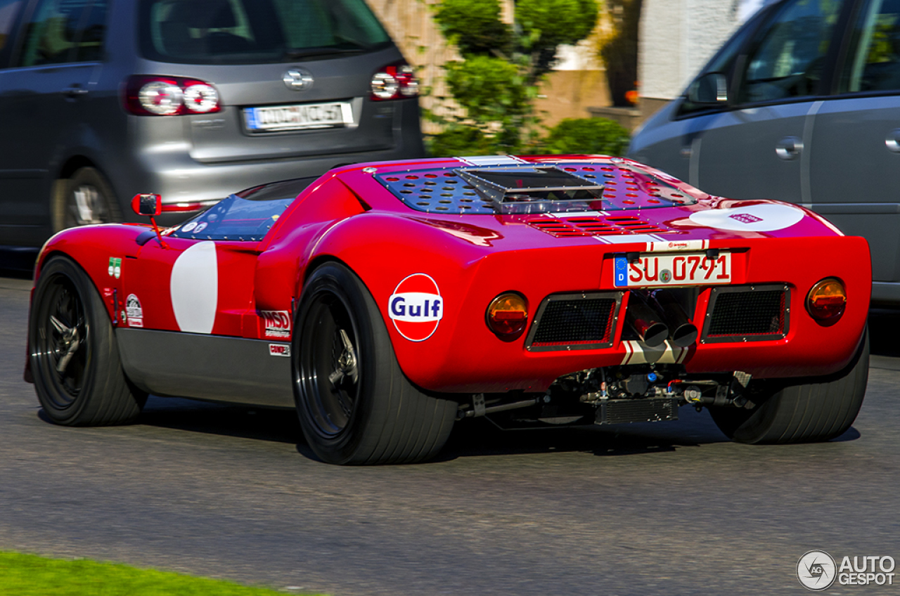 Ford GT 40 - 15 November 2014 - Autogespot