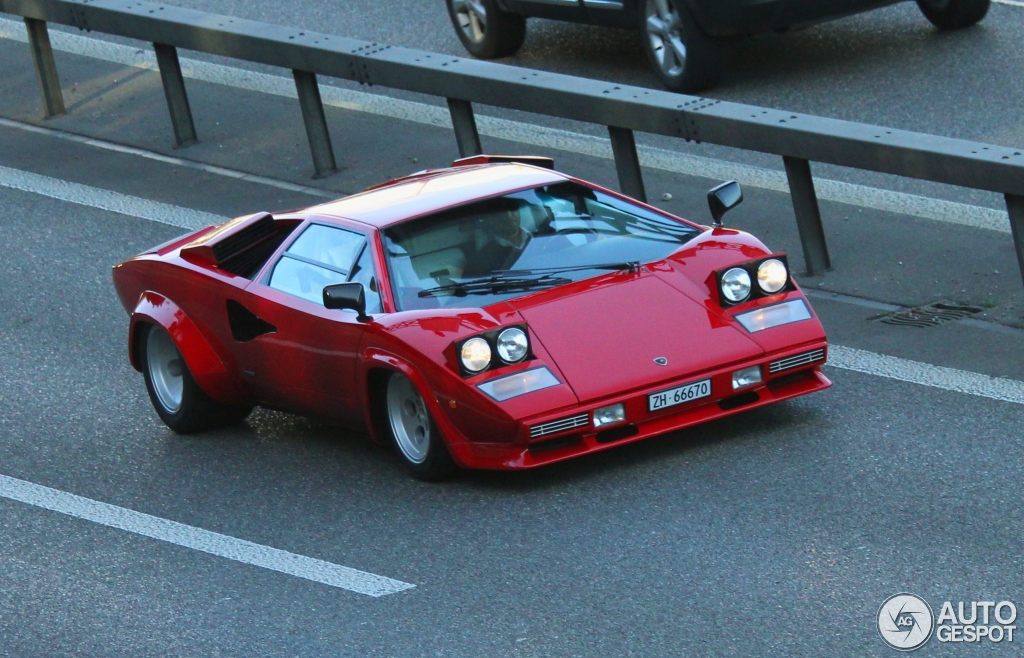 Lamborghini Countach 5000 S 15 November 2014 Autogespot