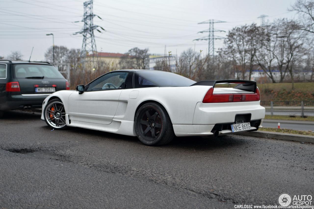 Fotos - Acura Nsx T 2002