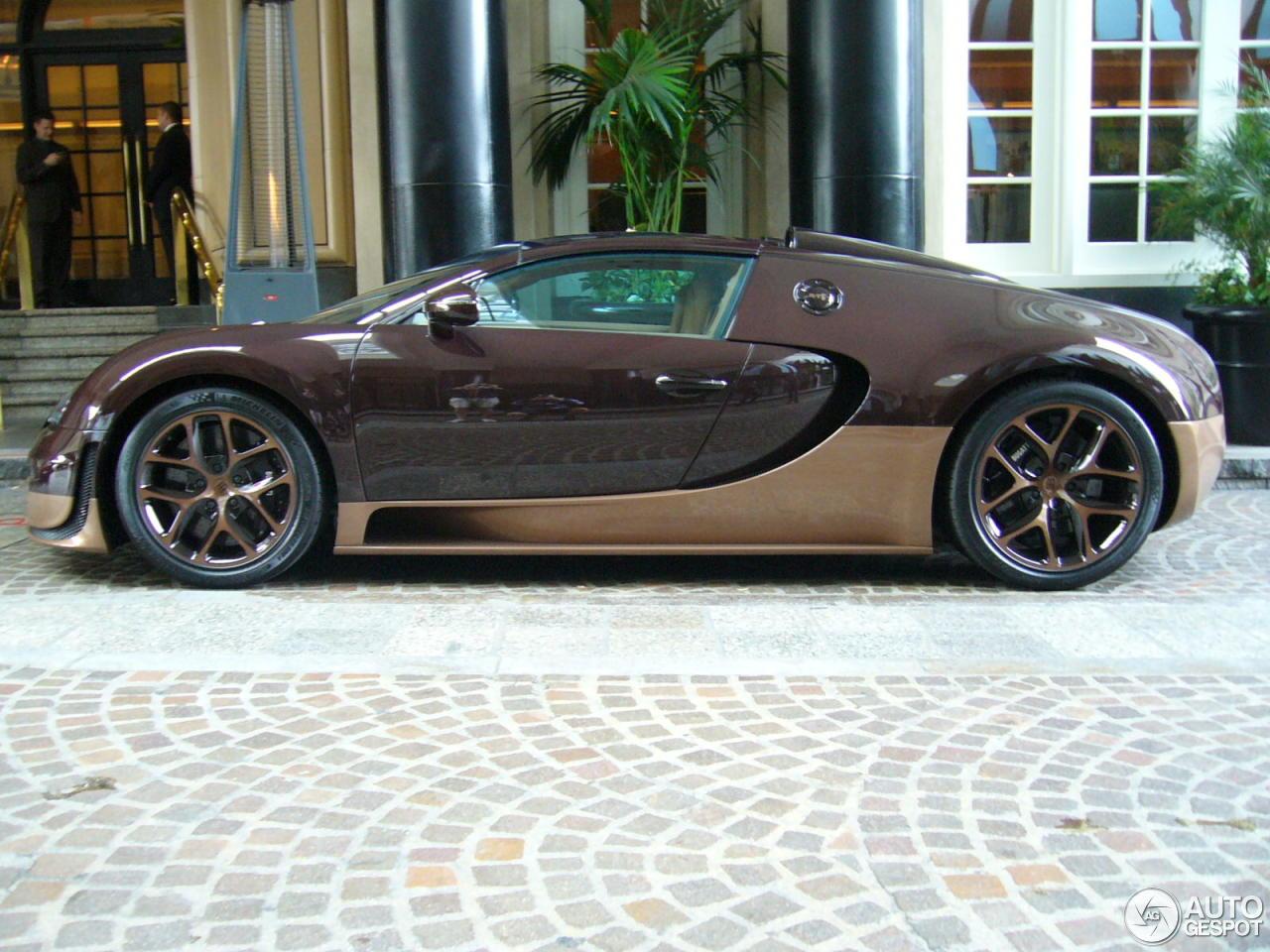 bugatti veyron 16 4 grand sport vitesse rembrandt bugatti 20 november 2014 autogespot. Black Bedroom Furniture Sets. Home Design Ideas