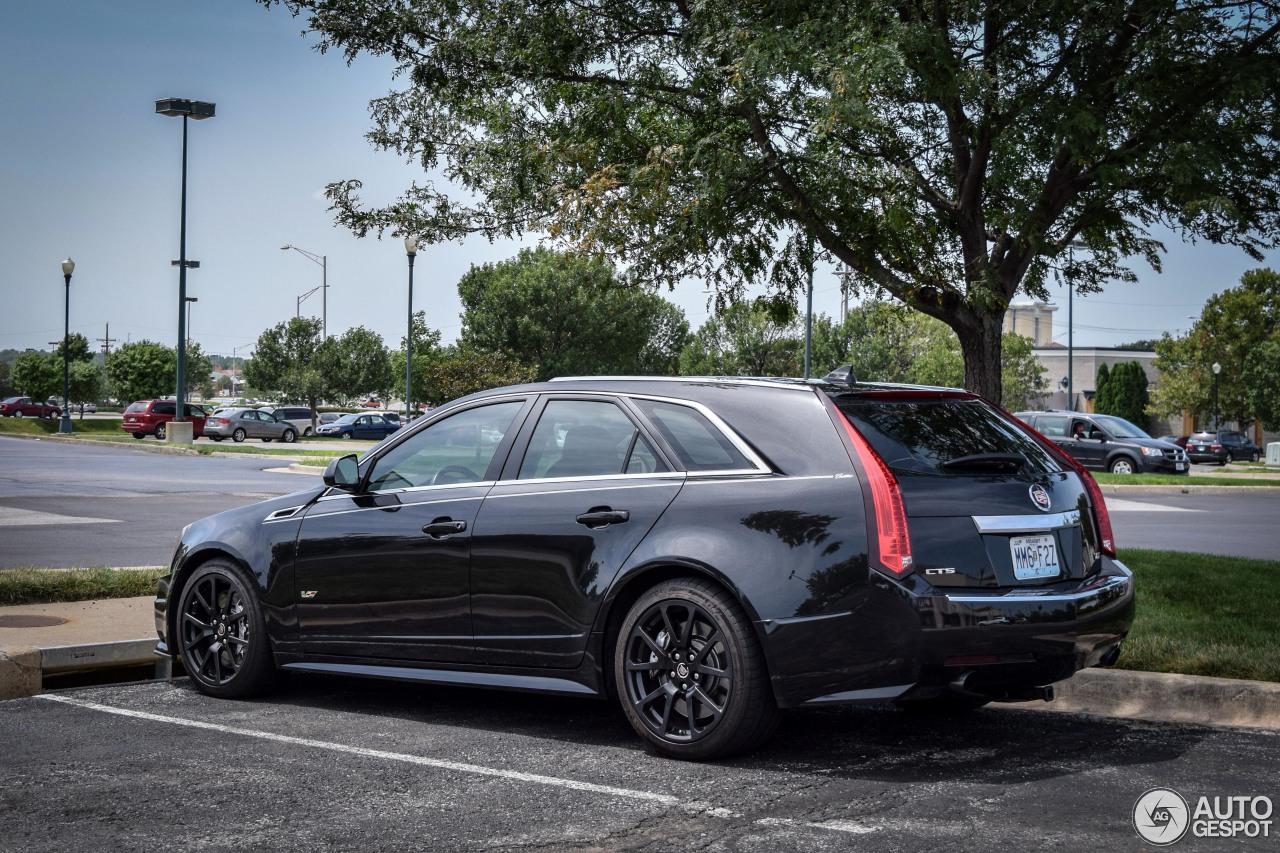 Cadillac Cts V Sport Wagon 20 November 2014 Autogespot