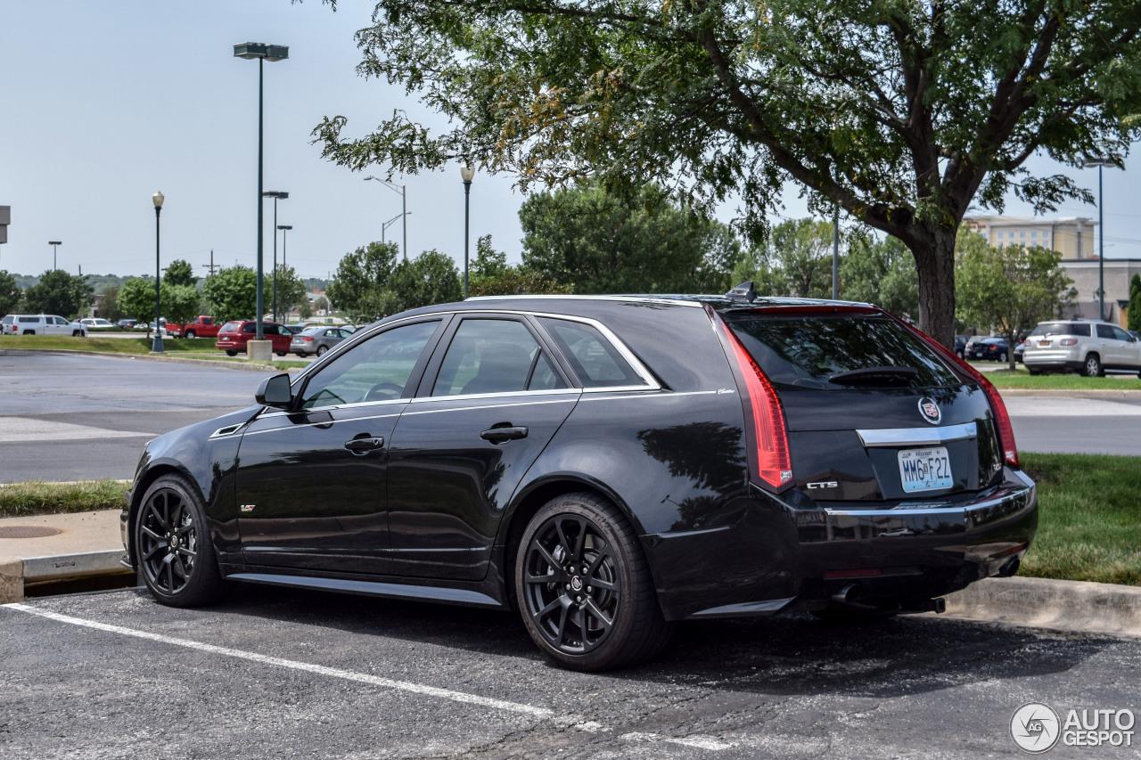 Cadillac Cts V Wagon For Sale >> Cadillac CTS-V Sport Wagon - 20 November 2014 - Autogespot