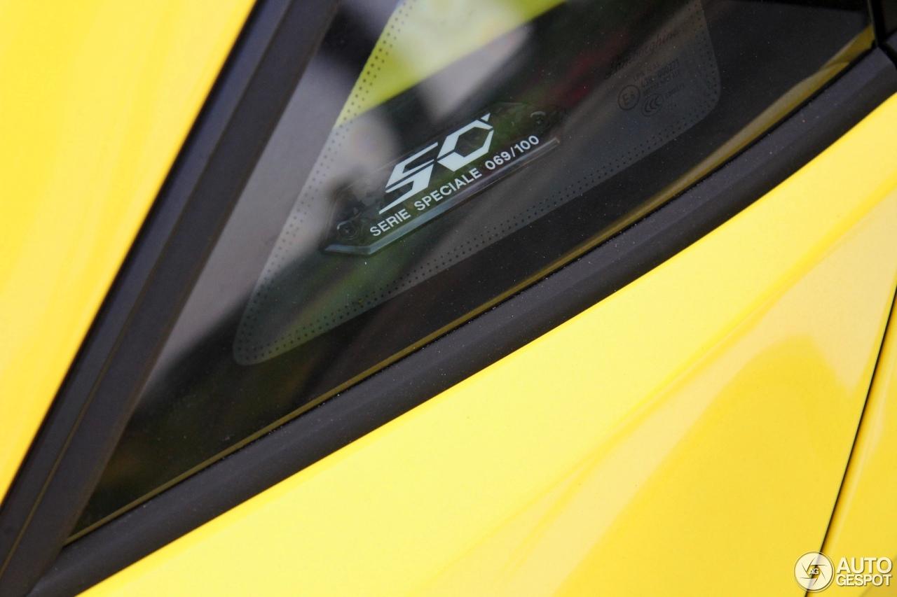 Lamborghini Aventador LP720-4 50° Anniversario 4