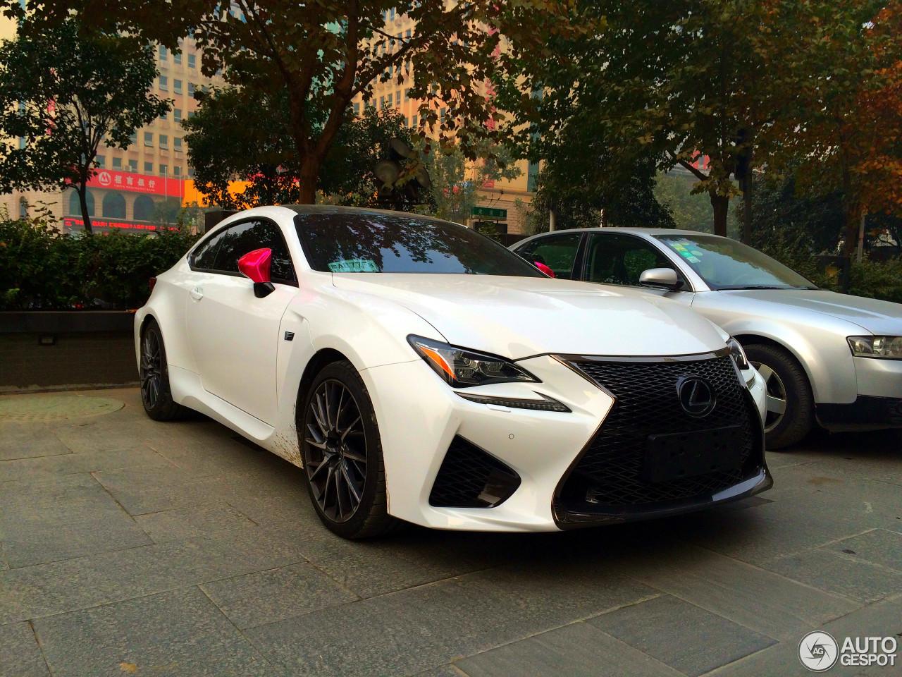 Lexus Rc F 21 November 2014 Autogespot