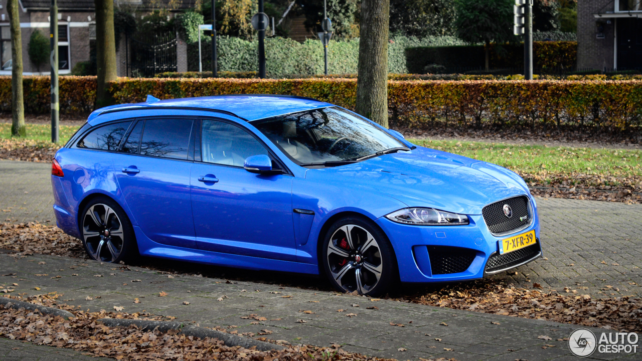 jaguar xfr s sportbrake 22 november 2014 autogespot. Black Bedroom Furniture Sets. Home Design Ideas