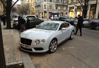 Bentley Amari Continental GT