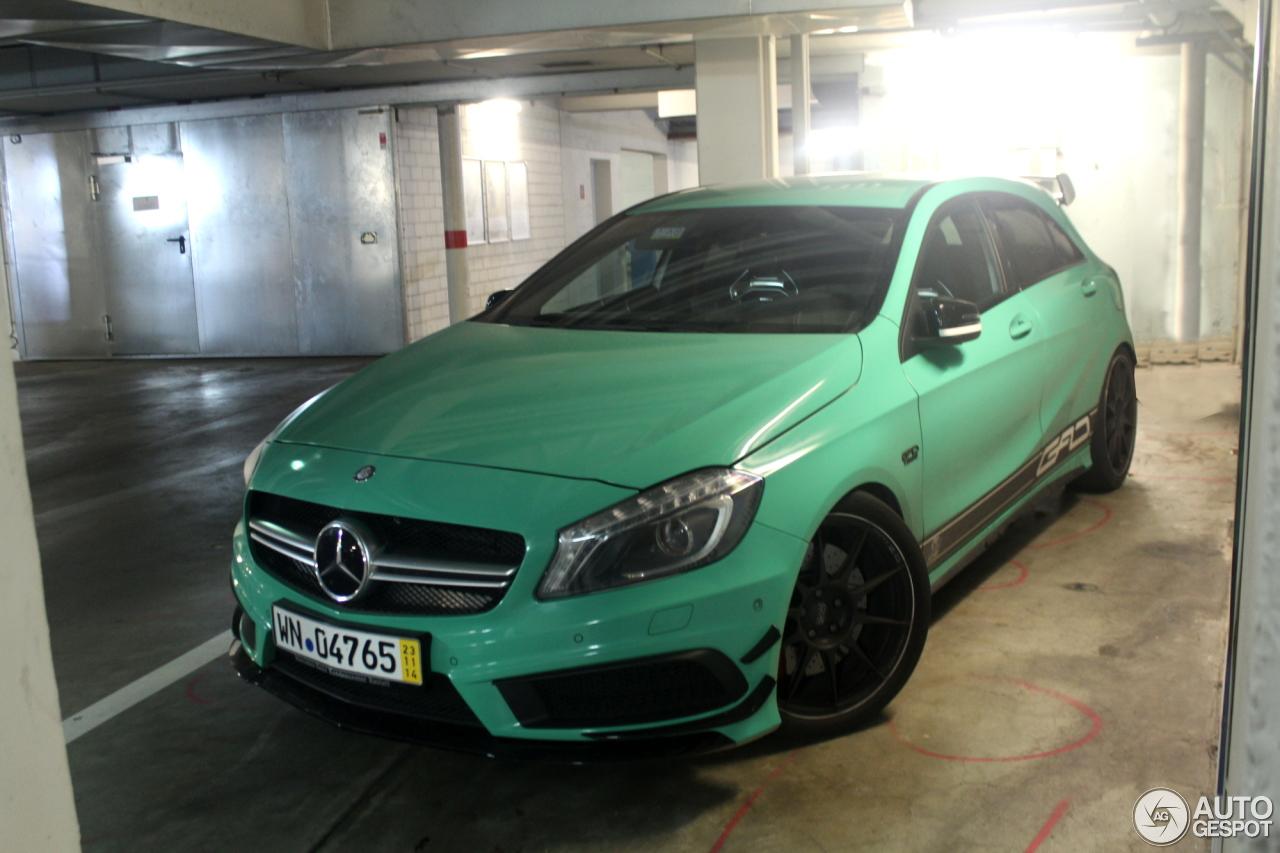 Mercedes-Benz A 45 AMG by GAD 2