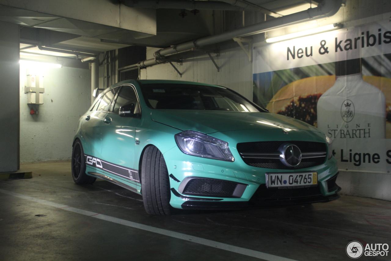 Mercedes-Benz A 45 AMG by GAD 3
