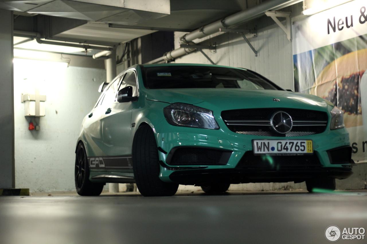 Mercedes-Benz A 45 AMG by GAD 4