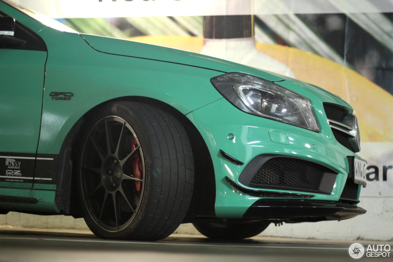 Mercedes-Benz A 45 AMG by GAD 5