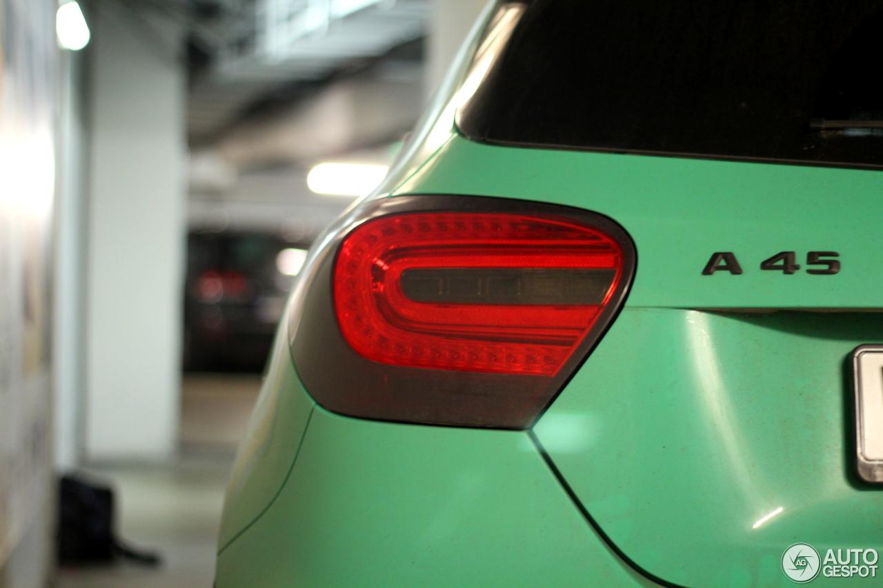 Mercedes-Benz A 45 AMG by GAD 6