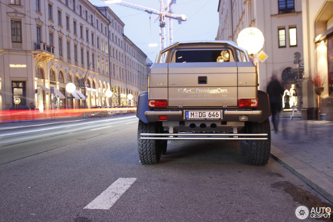 Mercedes-Benz G 63 AMG 6x6 5