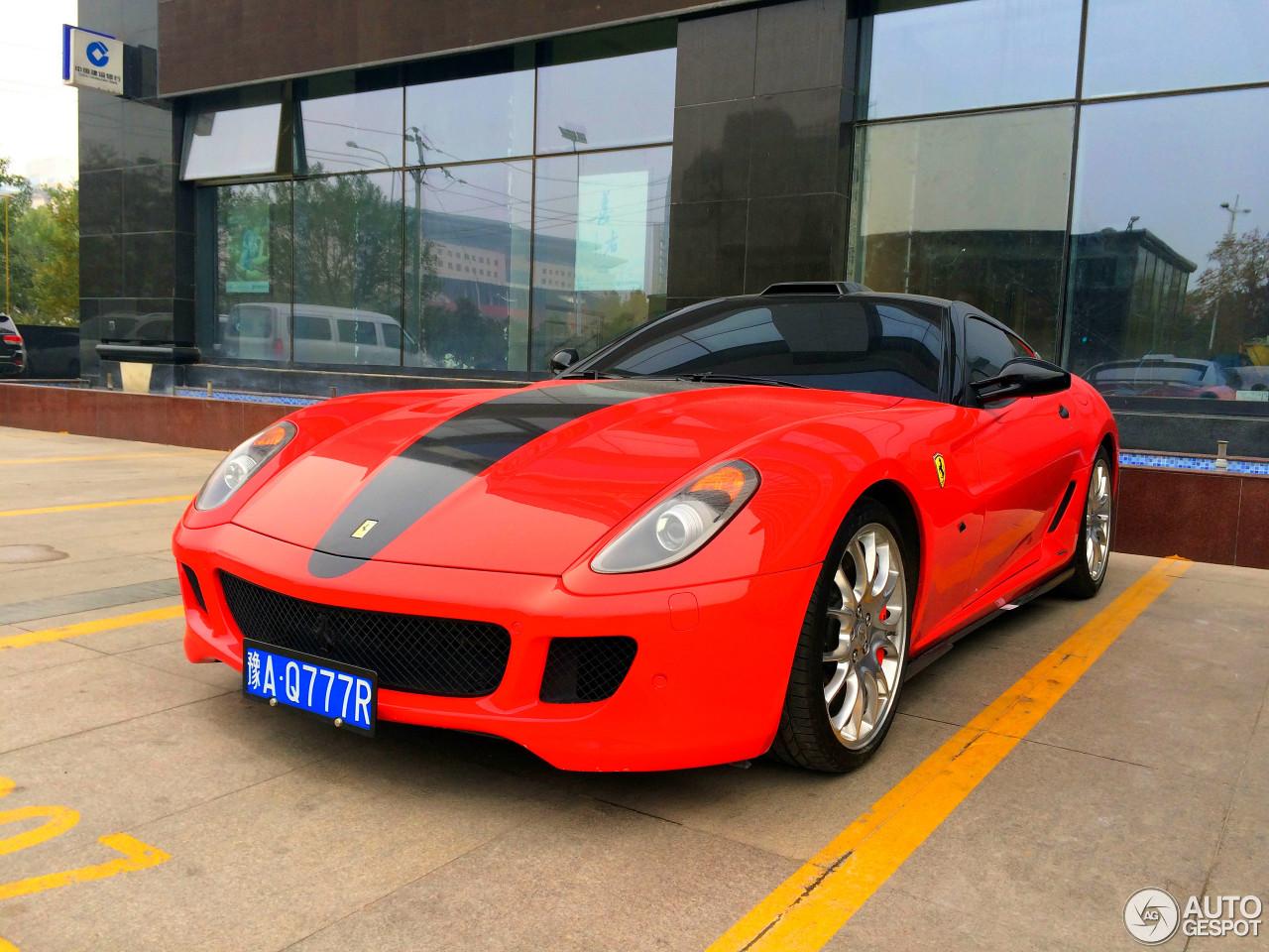 Ferrari 599 gtb fiorano hgte china edition 25 november 2014 3 i ferrari 599 gtb fiorano hgte china edition 3 vanachro Image collections