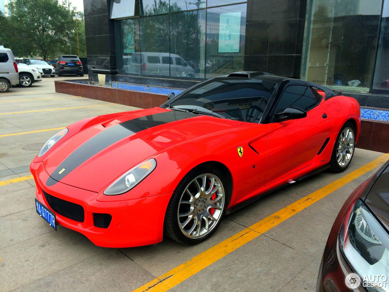 Ferrari 599 gtb fiorano hgte china edition 25 november 2014 8 i ferrari 599 gtb fiorano hgte china edition 8 vanachro Image collections