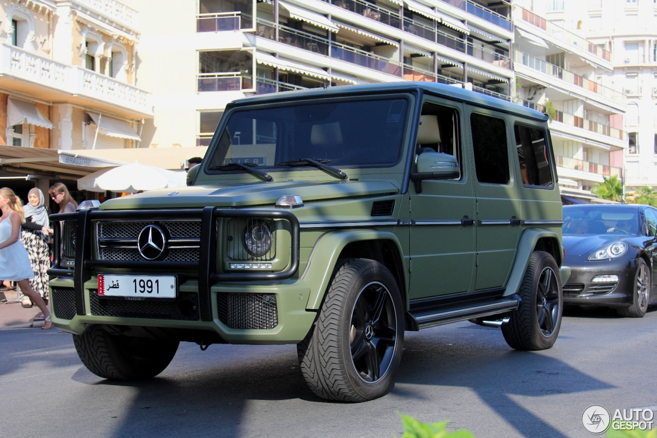 Mercedes-Benz G 65 AMG 5