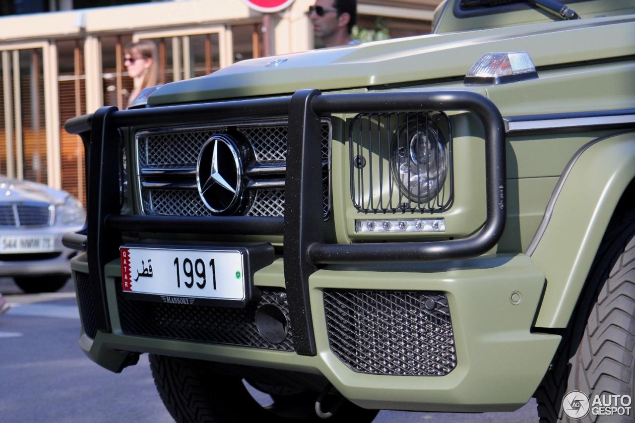 Mercedes-Benz G 65 AMG 6