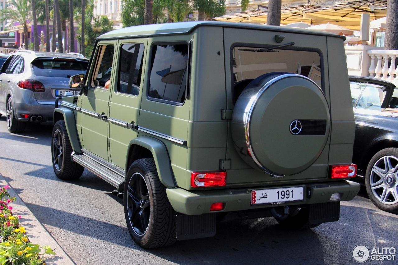 Mercedes-Benz G 65 AMG 7