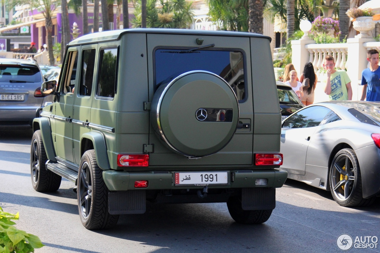 Mercedes-Benz G 65 AMG 8