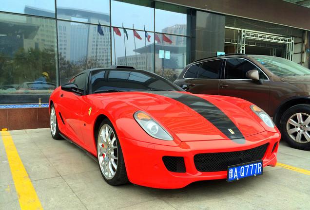 Ferrari 599 GTB Fiorano HGTE China Edition