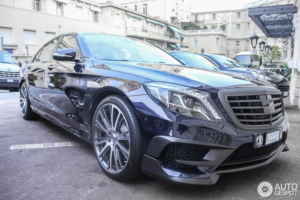 Mercedes benz brabus 850 6 0 biturbo w222 26 november for Mercedes benz brabus price