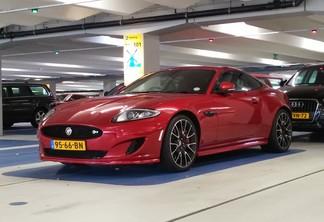 Jaguar XKR Special Edition 2012