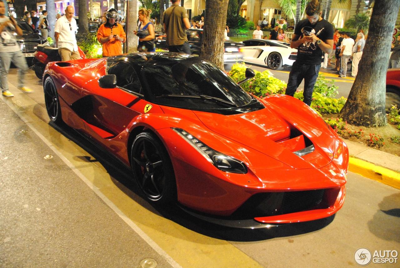 Ferrari LaFerrari 4