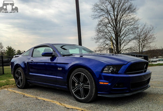 Ford Mustang GT California Special 2014