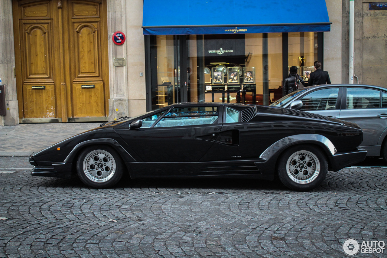 lamborghini countach 25th anniversary 29 november 2014 autogespot. Black Bedroom Furniture Sets. Home Design Ideas