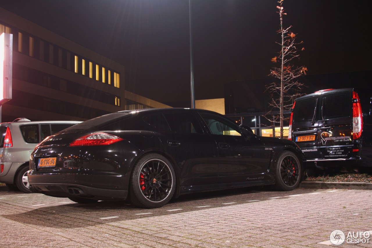 Porsche Panamera GTS  29 November 2014  Autogespot
