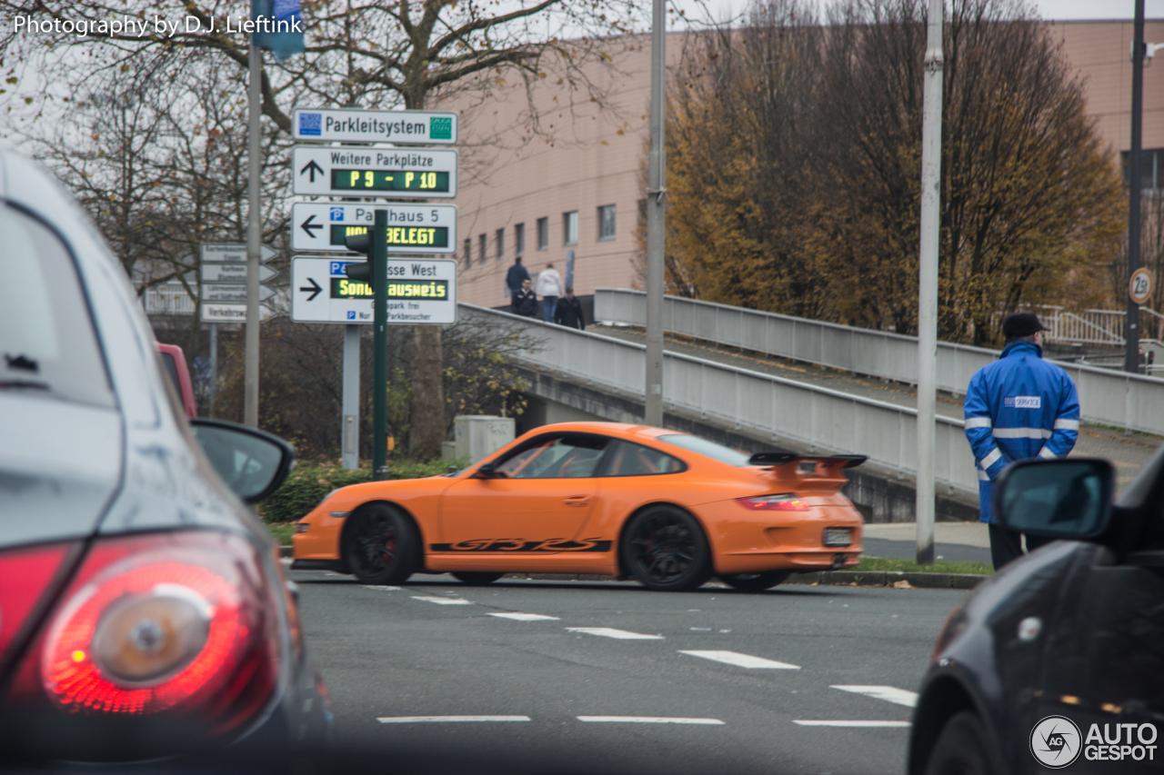 Porsche 997 GT3 RS MkI 2