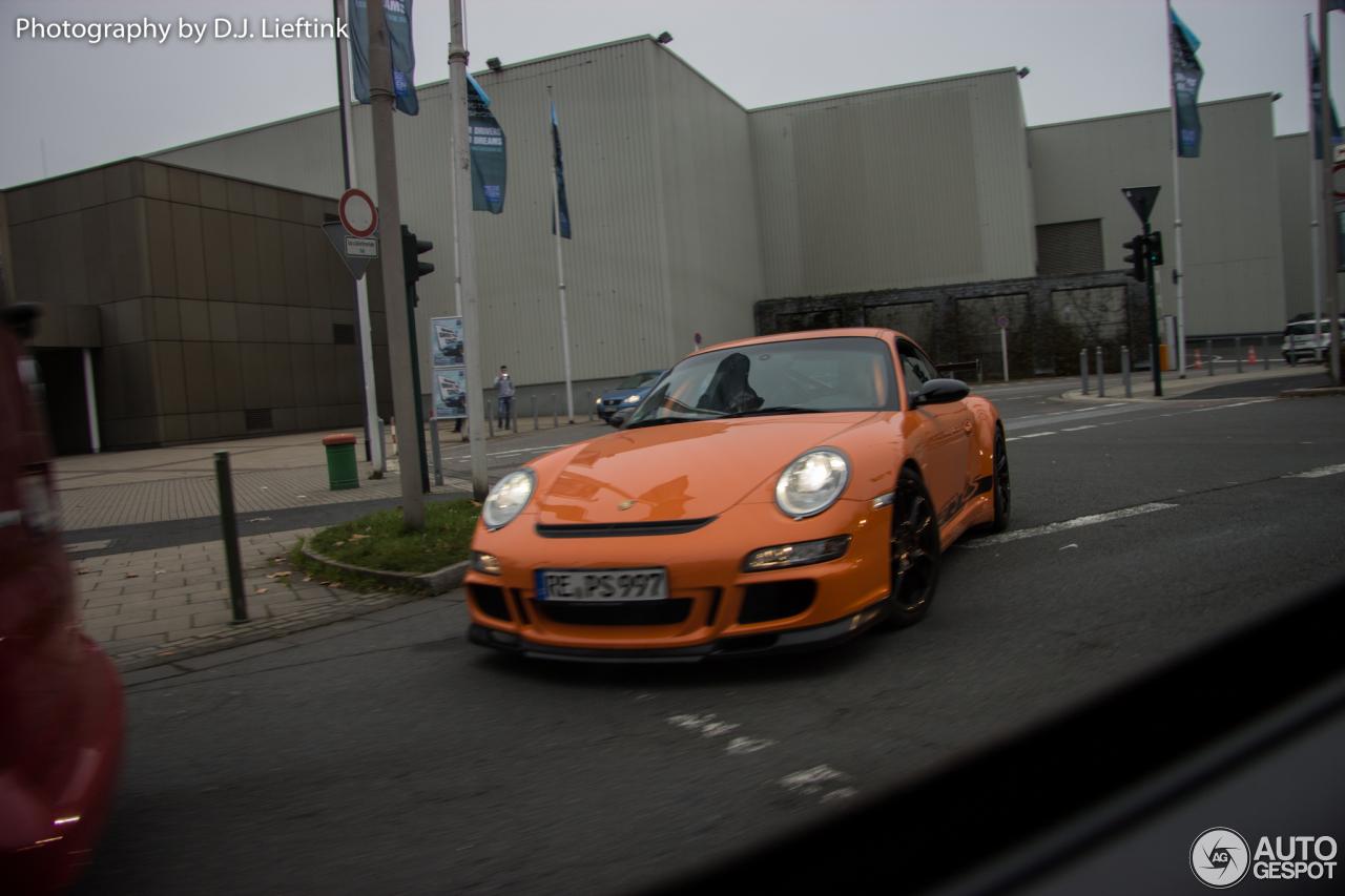 Porsche 997 GT3 RS MkI 3