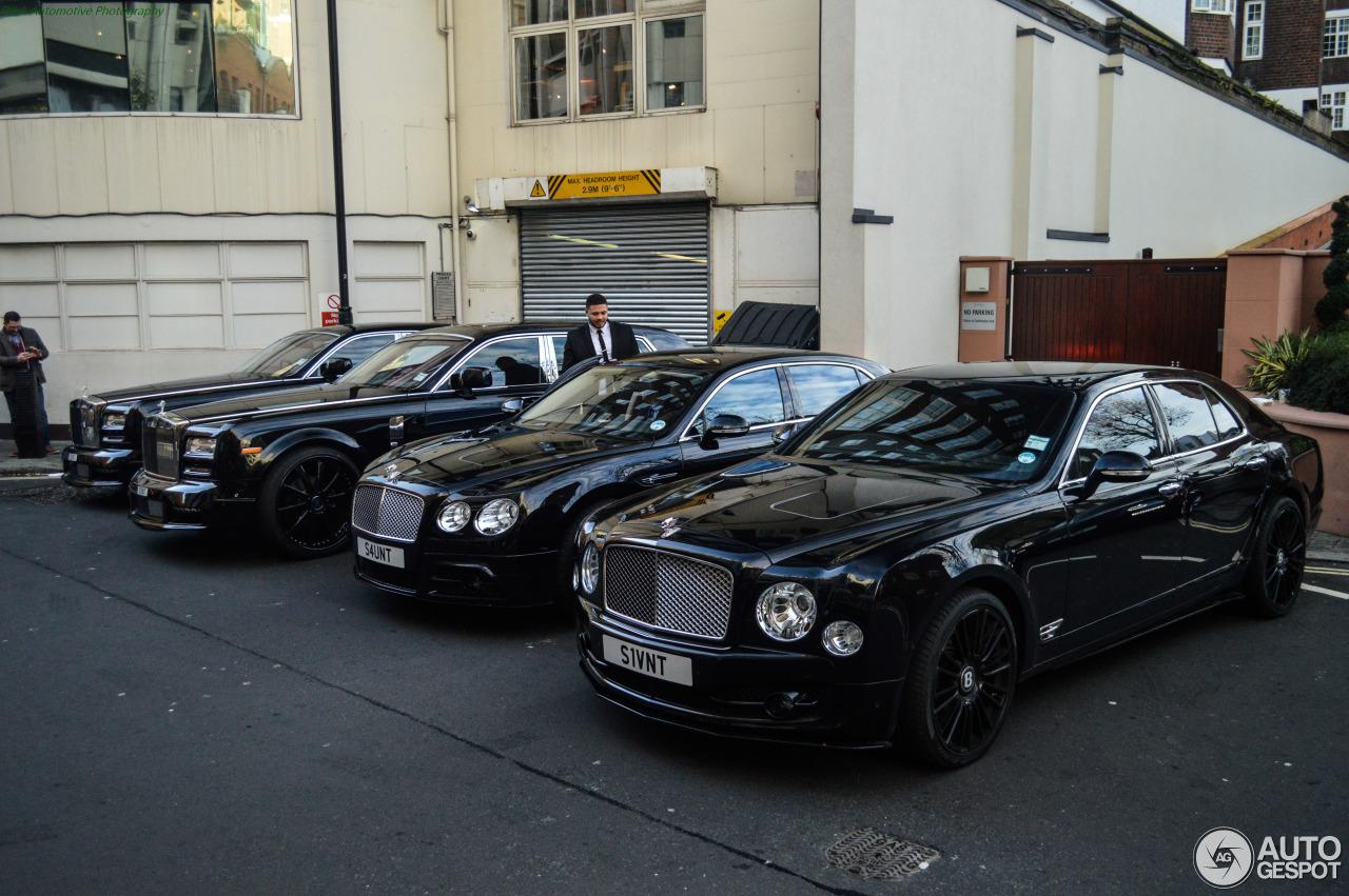 Bentley Mansory Mulsanne 2009 1 December 2014 Autogespot