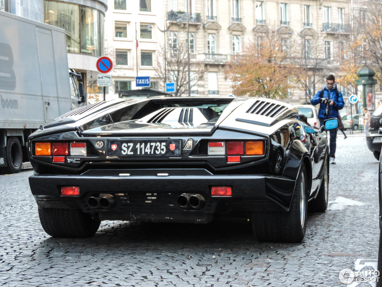 lamborghini countach 25th anniversary 1 december 2014 autogespot. Black Bedroom Furniture Sets. Home Design Ideas