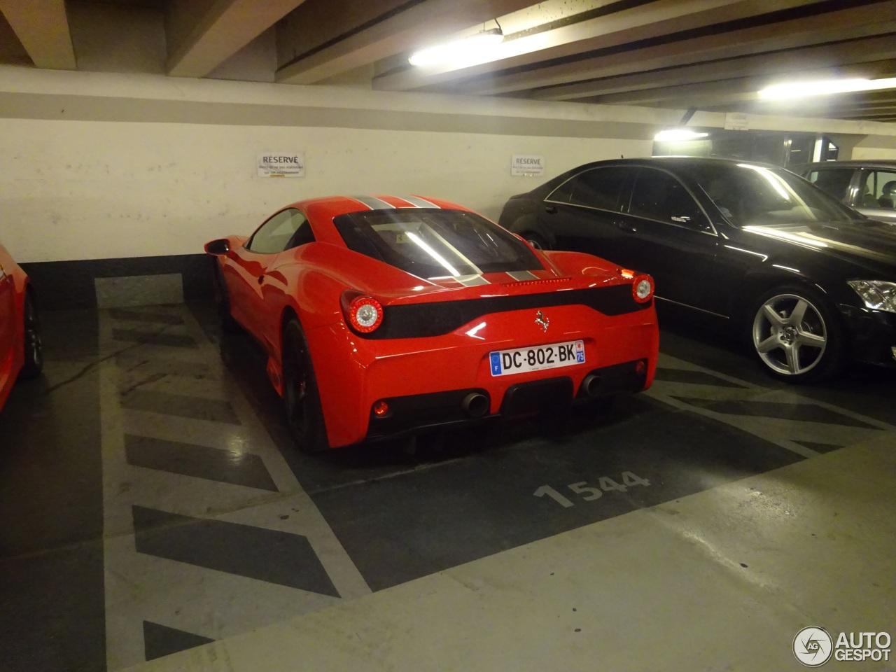 Ferrari 458 Speciale 5