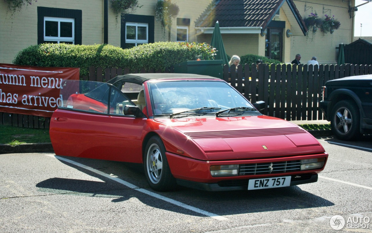 ferrari mondial t cabriolet 4 december 2014 autogespot. Black Bedroom Furniture Sets. Home Design Ideas