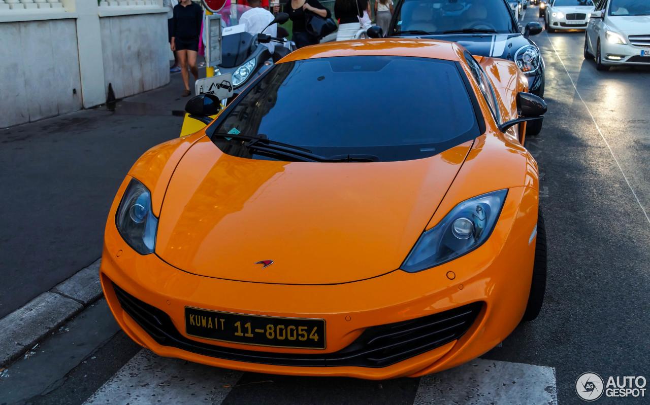 McLaren 12C 6
