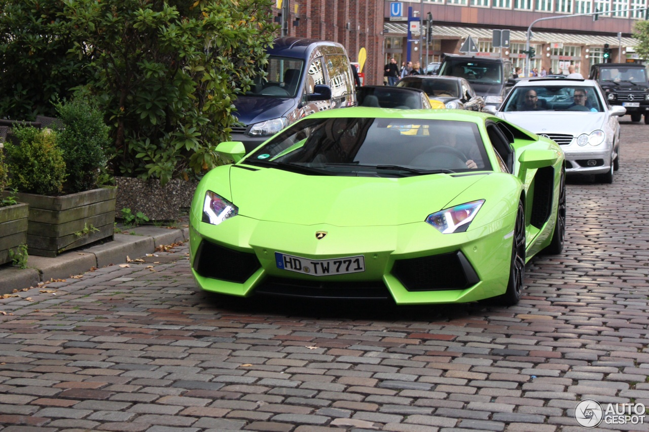 photo of Tim Wiese Lamborghini Aventador - car