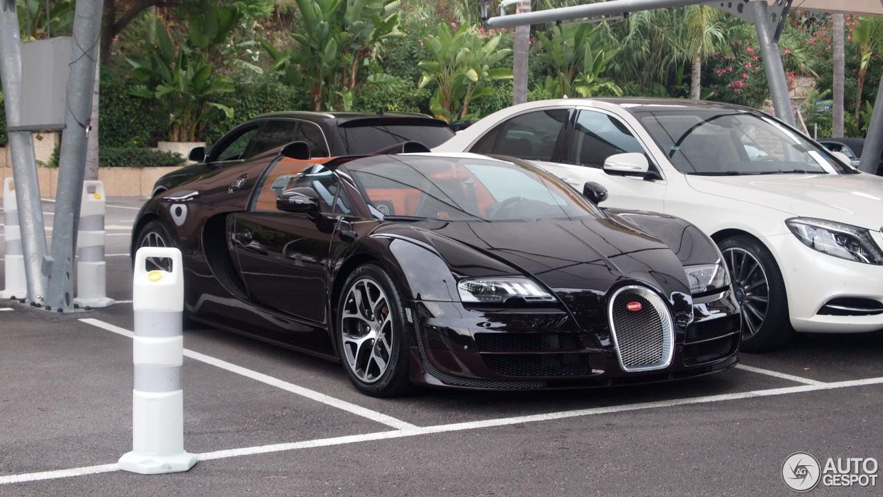 Bugatti Veyron 16.4 Grand Sport Vitesse 2