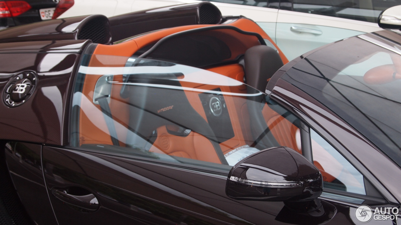 Bugatti Veyron 16.4 Grand Sport Vitesse 3