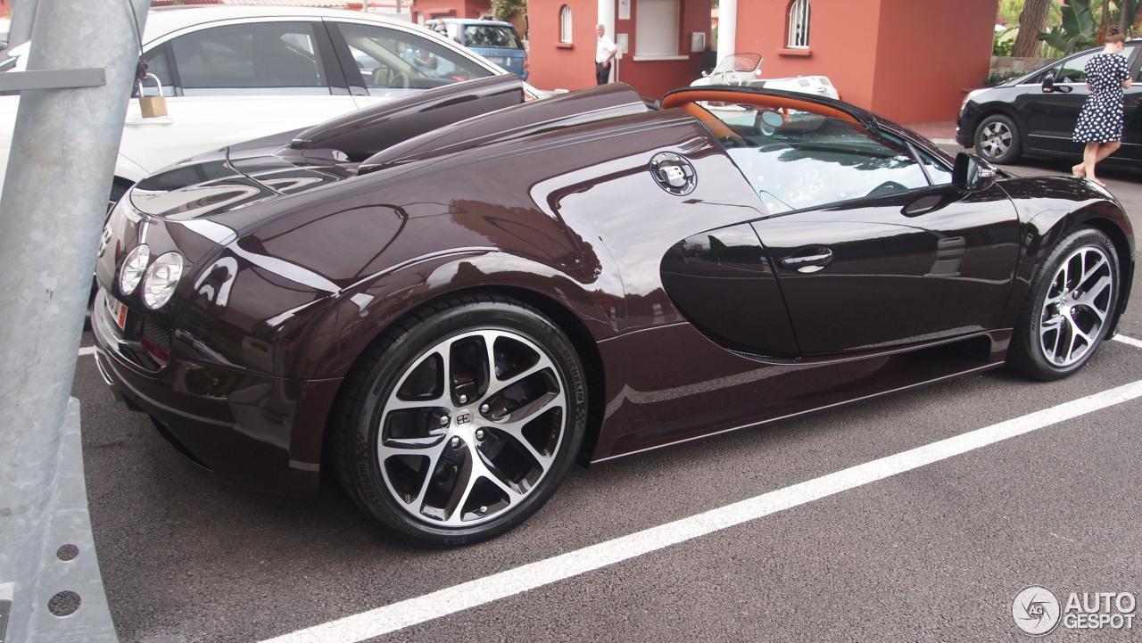 Bugatti Veyron 16.4 Grand Sport Vitesse 4