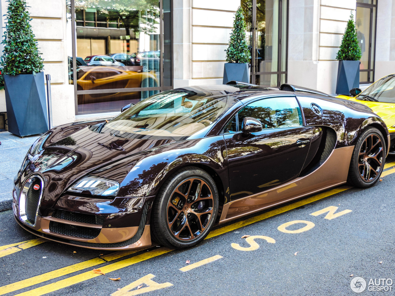 bugatti veyron 16 4 grand sport vitesse rembrandt bugatti 10 december 2014 autogespot. Black Bedroom Furniture Sets. Home Design Ideas