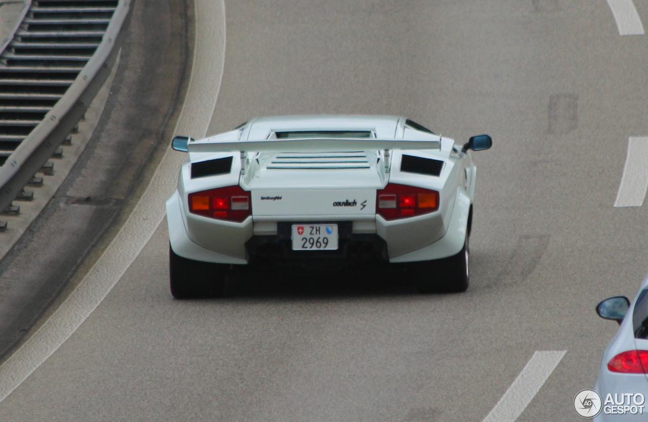 Lamborghini Countach 5000 S 11 December 2014 Autogespot
