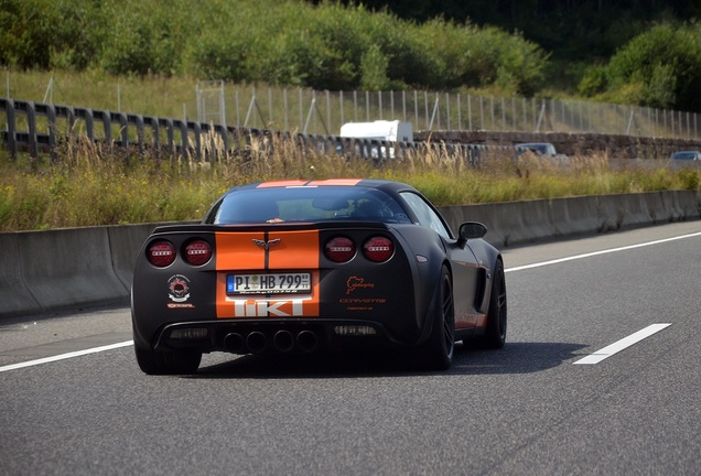Chevrolet TIKT Performance Corvette Z06 RR