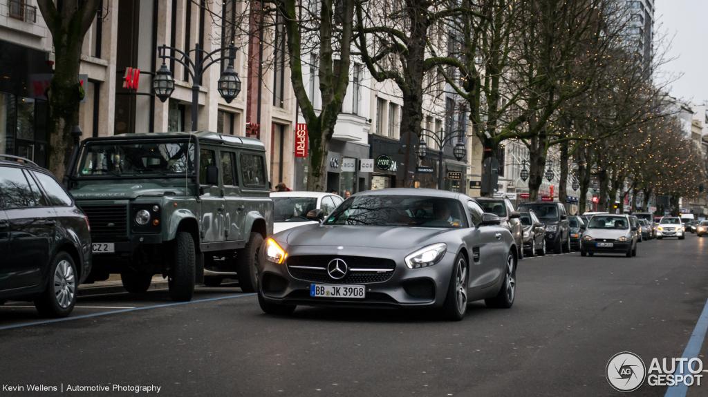 Mercedes-AMG GT 10