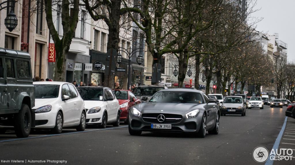 Mercedes-AMG GT 2