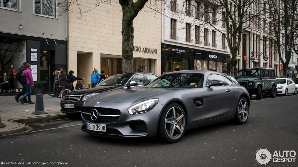Mercedes-AMG GT 7