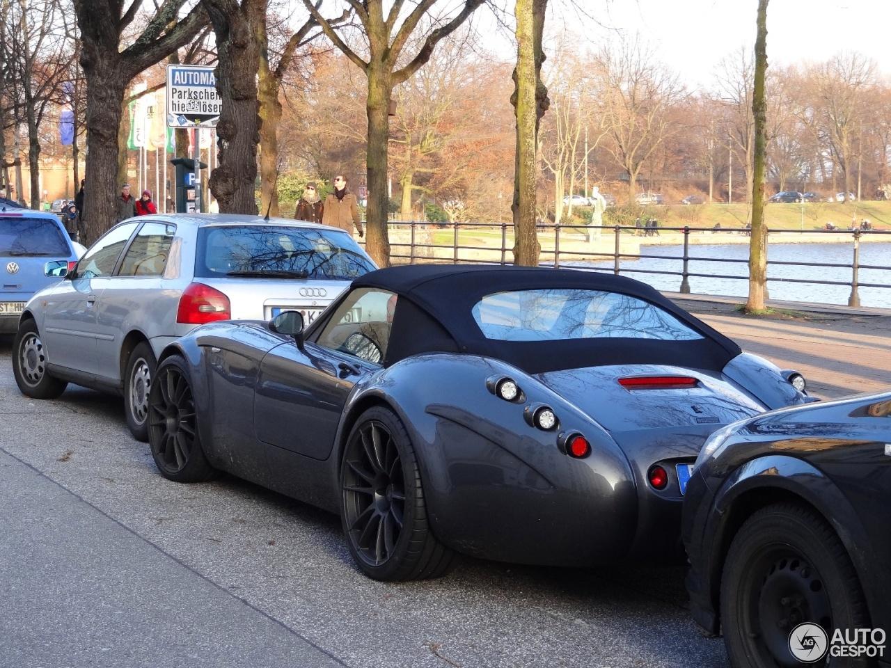 Wiesmann Roadster MF4 - 15 December 2014 - Autogespot