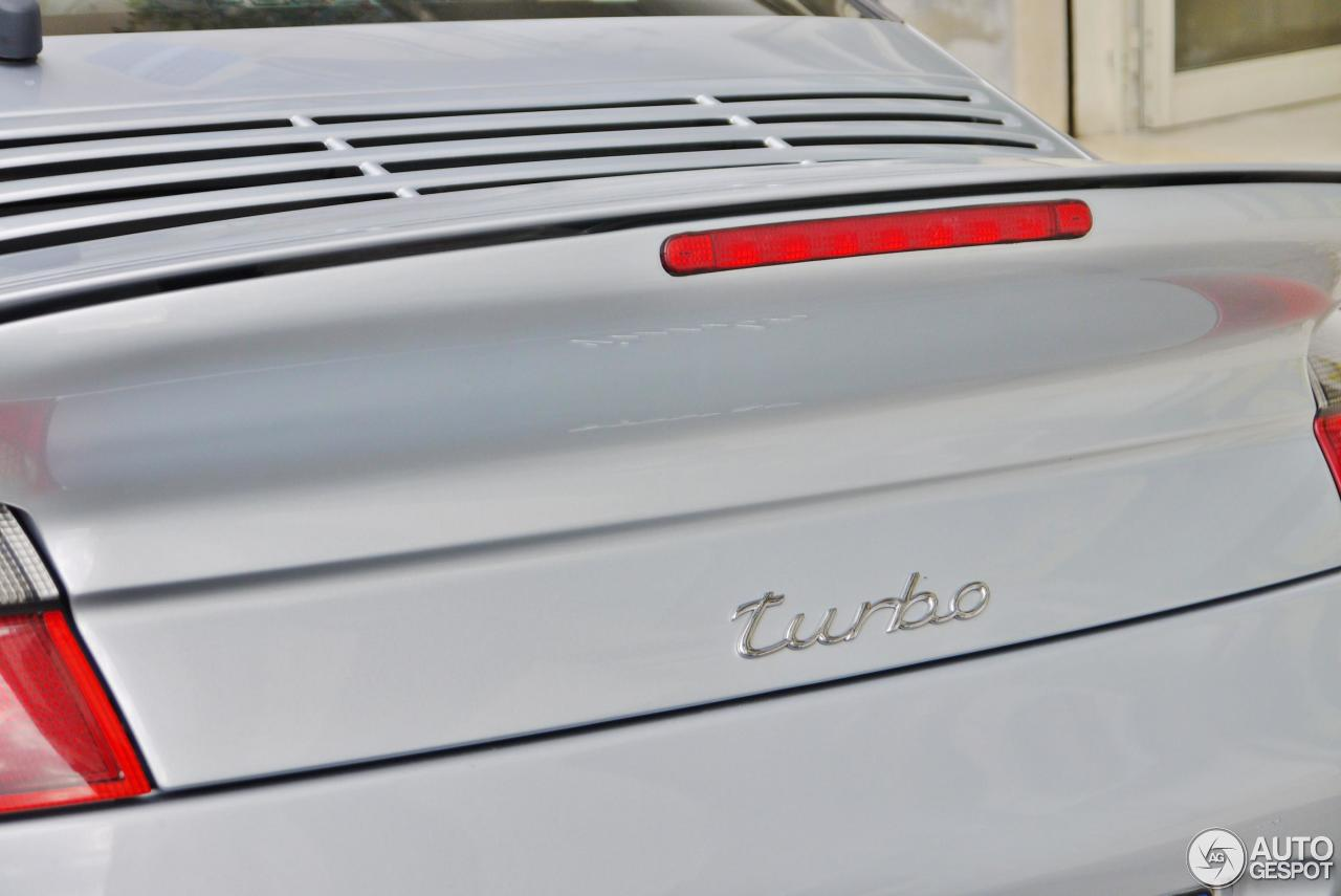 Porsche 996 Turbo 6