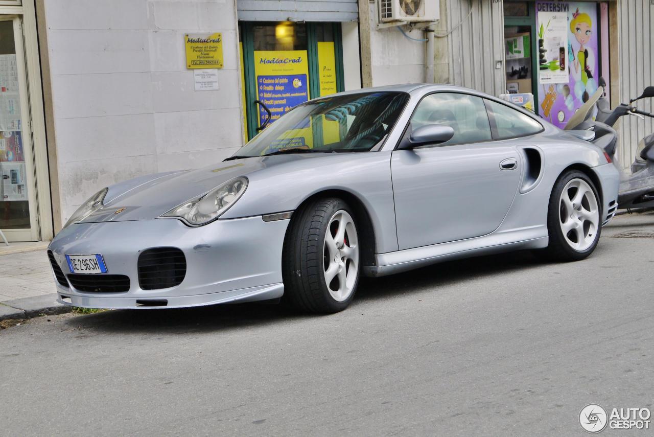 Porsche 996 Turbo 9