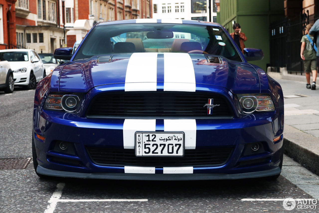 Ford Mustang Gt California Special 2013 17 Dcembre 2014